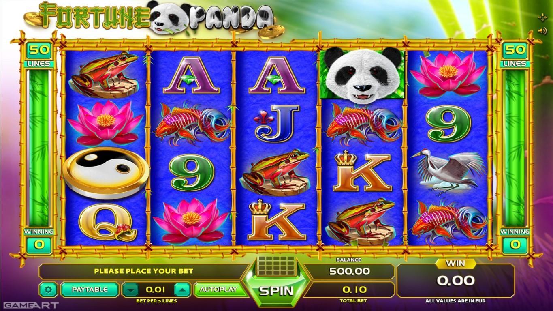 Fortune Panda เกมสล็อตเวอร์ชันพัฒนา ที่บอกเลยเด็ดกว่าเดิมหลายเท่า