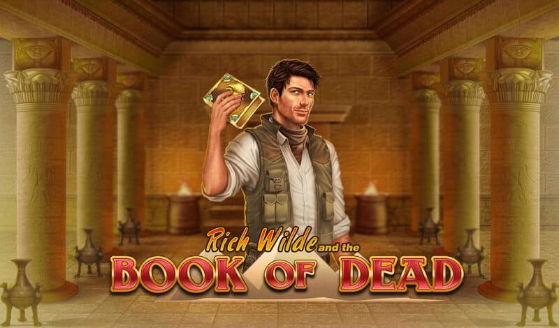 Book of Dead เกมสล็อตคัมภีร์มรณะ พร้อมจะพาคุณไปพบกับความสนุกครั้งใหม่