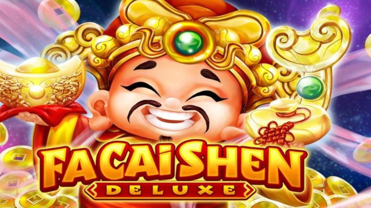 เทพเจ้าแห่งโชคลาภจะสถิตอยู่กับคุณ เมื่อคุณเล่นสล็อต Fa Cai Shen